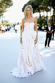 Lady Victoria Hervey attends the amfAR's 23rd Cinema Against AIDS Gala at Hotel du CapEdenRoc on May 19 2016 in Cap d'Antibes France