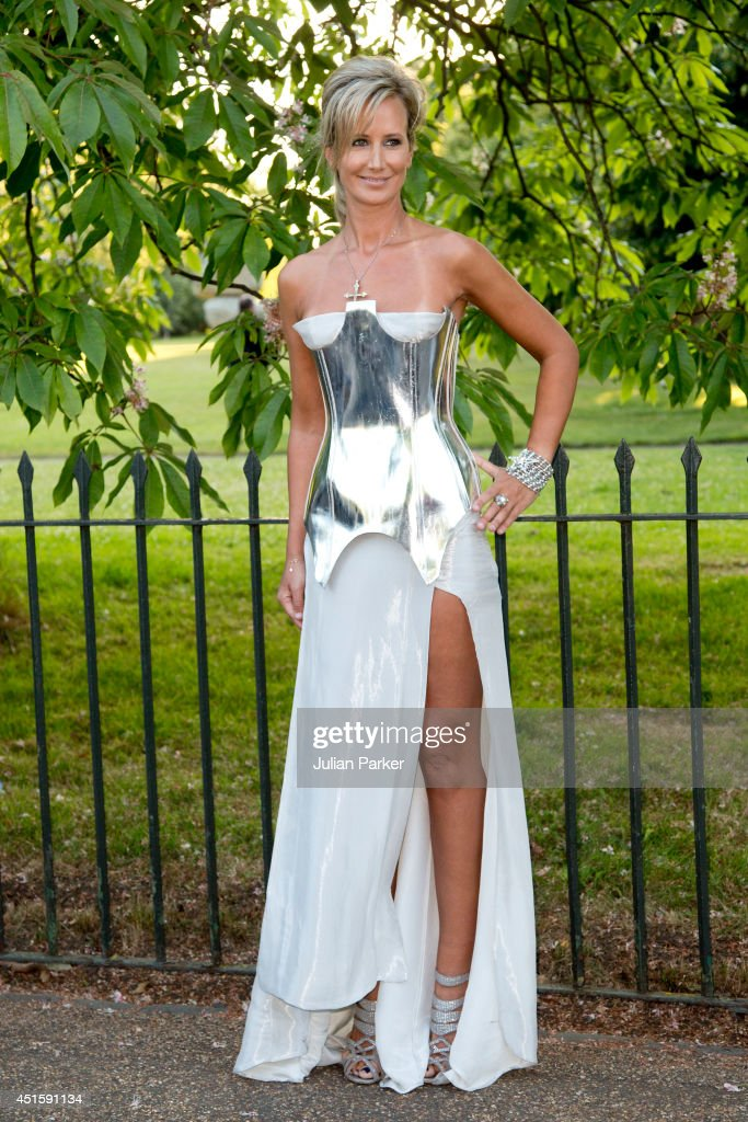 Lady <a gi-track='captionPersonalityLinkClicked' href=/galleries/search?phrase=Victoria+Hervey&family=editorial&specificpeople=208911 ng-click='$event.stopPropagation()'>Victoria Hervey</a> attends the annual Serpentine Galley Summer Party at The Serpentine Gallery on July 1, 2014 in London, England.