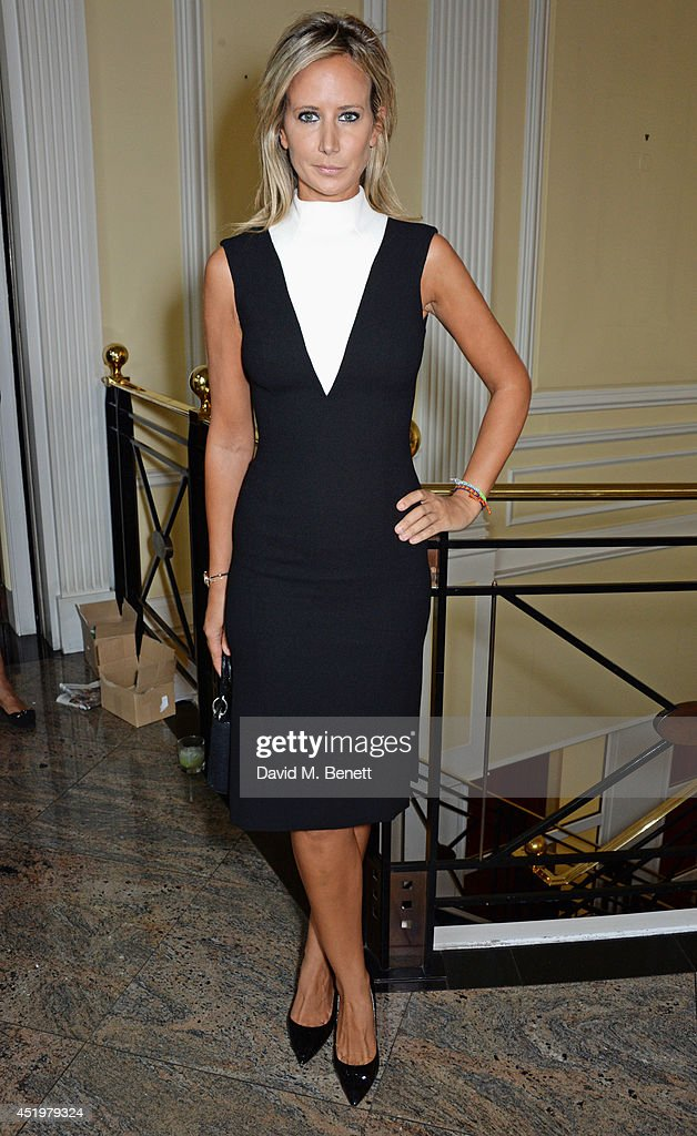 Lady Victoria Hervey attends 'The Art Of Futebol' charity auction in support of Action for Brazil's Children Trust at the Embassy of Brazil on July 10, 2014 in London, England.