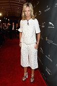 Lady Victoria Hervey attends the BAFTA LA 2014 Awards Season Tea Party at the Four Seasons Hotel Los Angeles at Beverly Hills on January 11 2014 in...