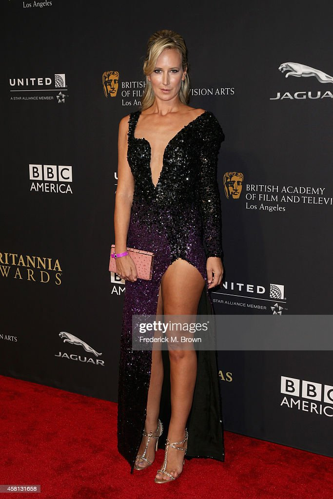BAFTA Los Angeles Jaguar Britannia Awards Presented By BBC America And United Airlines - Arrivals