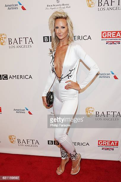 Lady Victoria Hervey attends The BAFTA Tea Party at Four Seasons Hotel Los Angeles at Beverly Hills on January 7 2017 in Los Angeles California