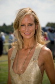 Lady Victoria Hervey attends the Cartier International Polo Match at Guards Polo Club on July 27 2008 in Windsor England