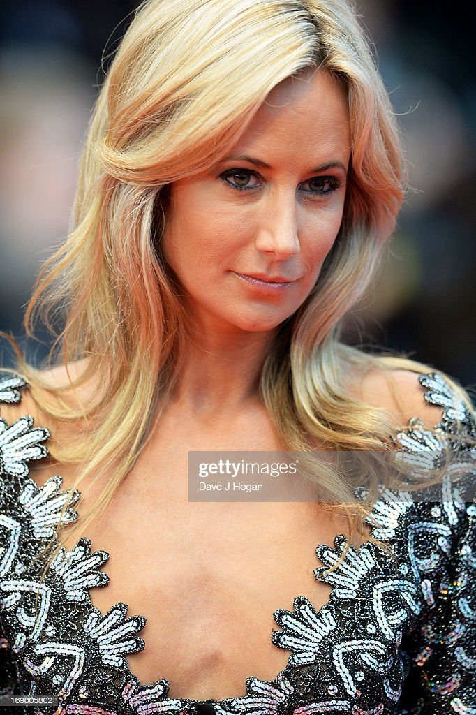 Lady Victoria Hervey attends the 'Jimmy P. (Psychotherapy Of A Plains Indian)' Premiere during the 66th Annual Cannes Film Festival at the Palais des Festivals on May 18, 2013 in Cannes, France.