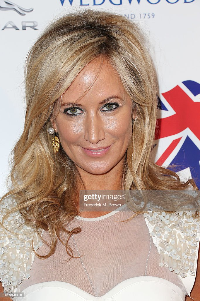 Lady Victoria Hervey attends the launch of the Seventh Annual Britweek Festival 'A Salute to Old Hollywood' on April 23, 2013 in Los Angeles, California.