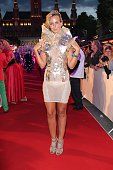 Lady Victoria Hervey attends the Life Ball 2014 at City Hall on May 31 2014 in Vienna Austria
