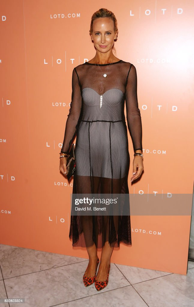 Lady Victoria Hervey attends the Look Of The Day launch party in the Radio Rooftop Bar at the ME Hotel on August 16, 2017 in London, England.