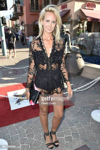 Lady Victoria Hervey attends the Palm Springs Walk of Stars honors Bianca Rae Ceremony on June 2 2017 in Palm Springs California