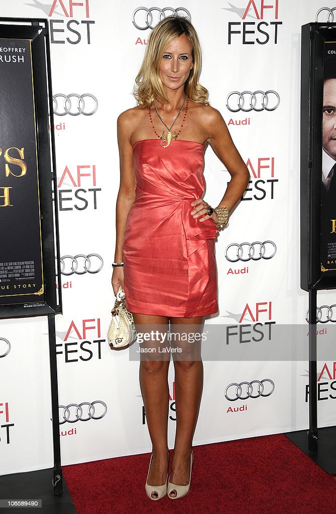 Lady Victoria Hervey attends the premiere of 'The King's Speech' and the 2010 AFI Fest at Grauman's Chinese Theatre on November 5, 2010 in Hollywood, California.