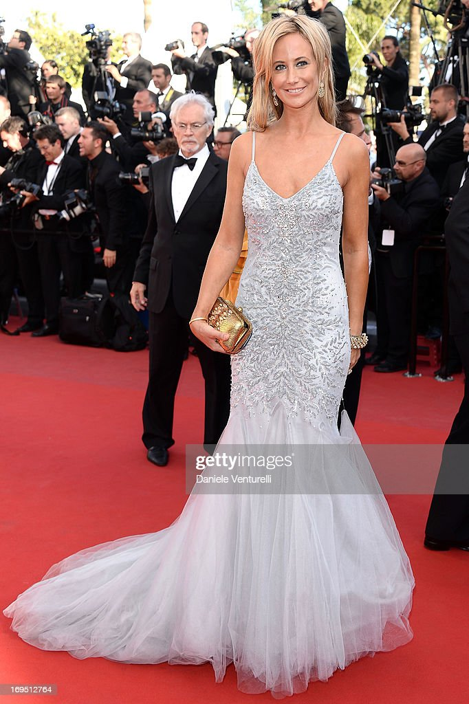 Lady Victoria Hervey attends the Premiere of 'Zulu' and the Closing Ceremony of The 66th Annual Cannes Film Festival at Palais des Festivals on May 26, 2013 in Cannes, France.