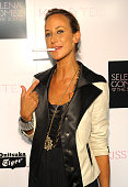 Lady Victoria Hervey attends the release party for the new album 'Kiss Tell' by Selena Gomez and The Scene at Siren Studios on September 30 2009 in...