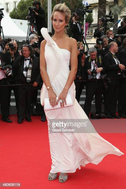 Lady Victoria Hervey attends 'The Search' premiere during the 67th Annual Cannes Film Festival on May 21 2014 in Cannes France