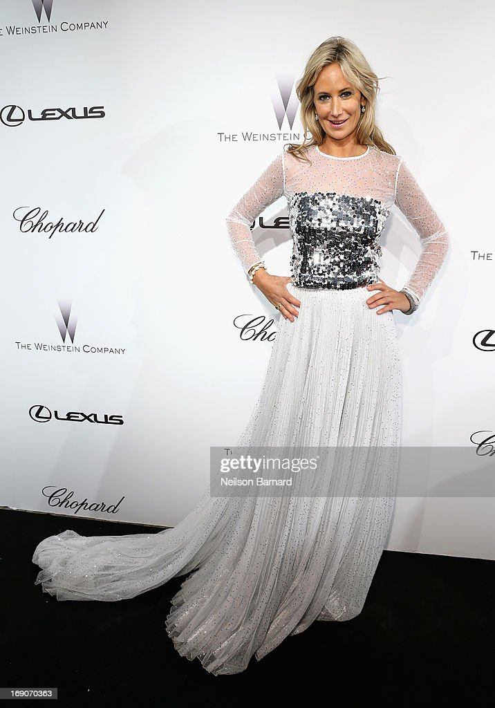 Lady Victoria Hervey attends The Weinstein Company Party in Cannes hosted by Lexus and Chopard at Baoli Beach on May 19, 2013 in Cannes, France.