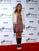 Lady Victoria Hervey during 2 B Free's Spring 2006 Collection Arrivals at Paramount StudiosNew York Street in Hollywood California United States