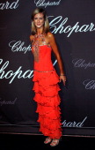 Lady Victoria Hervey during 2007 Cannes Film Festival Chopard Trophy Presentation at Roaeraie du Port Canto in Cannes France