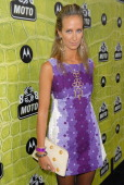 Lady Victoria Hervey during Motorola's 8th Anniversary Party Featuring a Performance by Christina Aguilera at Hollywood Palladium in Hollywood...