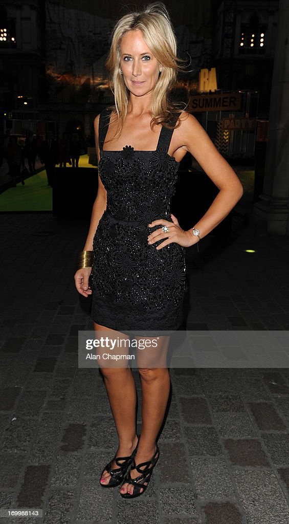 Lady Victoria Hervey sighting at The Royal Academy of Arts Summer Exhibition on June 5, 2013 in London, England.