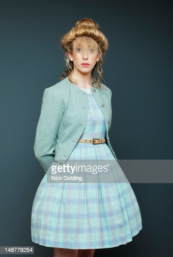 Lady with Jelly Fish Hair 138 : Stock Photo