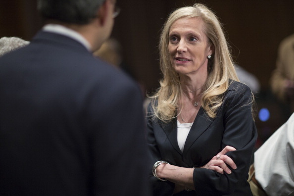 Lael brainard stock photos and pictures getty images for Lael williams