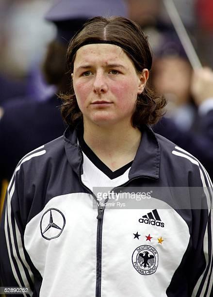 Laenderspiel 2003 Guetersloh Deutschland China 22 Verena HAGEDORN/GER
