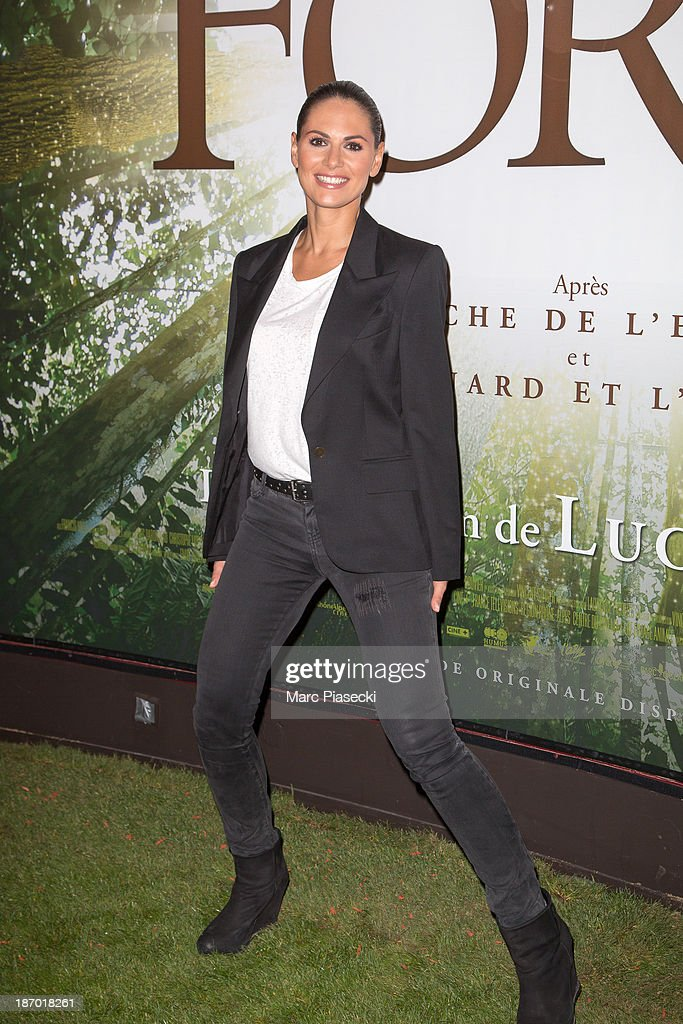 'Il Etait Une Foret' Paris Premiere At Cinema Gaumont Marignan