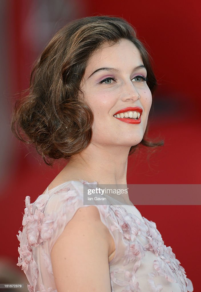 Laetitia Casta attends the Award Ceremony during The 69th Venice Film Festival at the Palazzo del Cinema on September 8, 2012 in Venice, Italy.