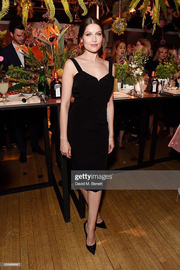 <a gi-track='captionPersonalityLinkClicked' href=/galleries/search?phrase=Laetitia+Casta&family=editorial&specificpeople=203075 ng-click='$event.stopPropagation()'>Laetitia Casta</a> attends the Cointreau Creative Crew Award Ceremony at Liberty London on May 24, 2016 in London, England.