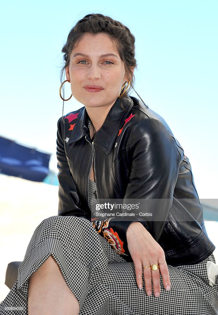 Laetitia Casta attends the Critiqus Week Photocall at the annual 69th Cannes Film Festival at Palais des Festivals on May 19 2016 in Cannes France