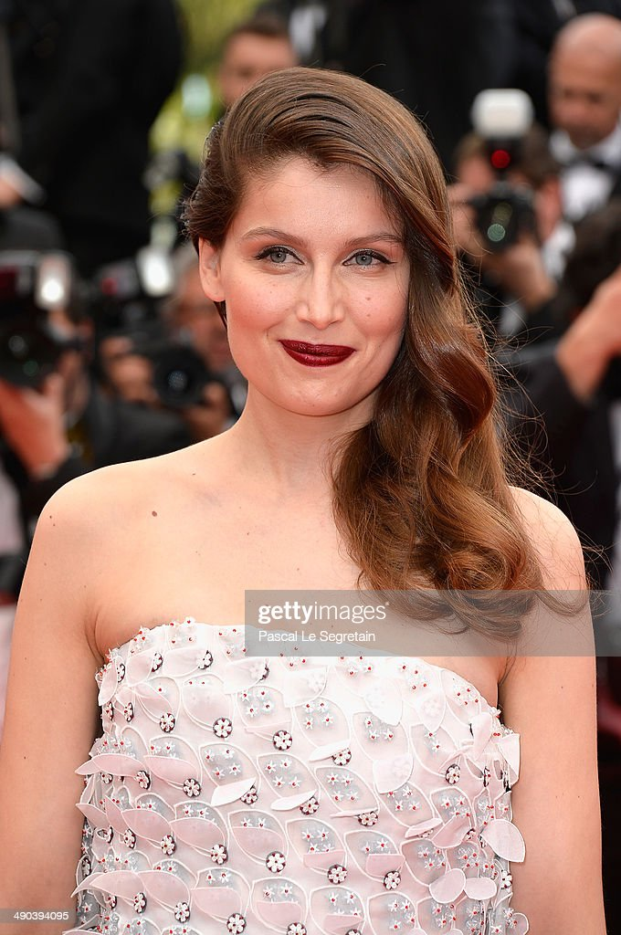 Laetitia Casta attends the Opening ceremony and the 'Grace of Monaco' Premiere during the 67th Annual Cannes Film Festival on May 14, 2014 in Cannes, France.