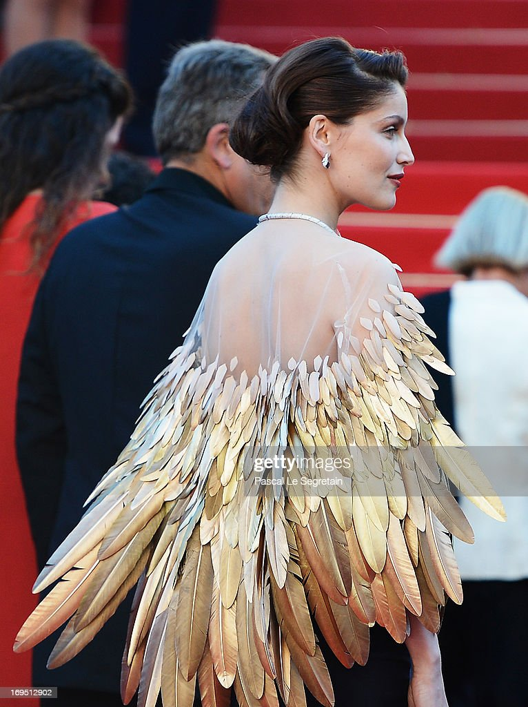 Laetitia Casta attends the 'Zulu' Premiere and Closing Ceremony during the 66th Annual Cannes Film Festival at the Palais des Festivals on May 26, 2013 in Cannes, France.