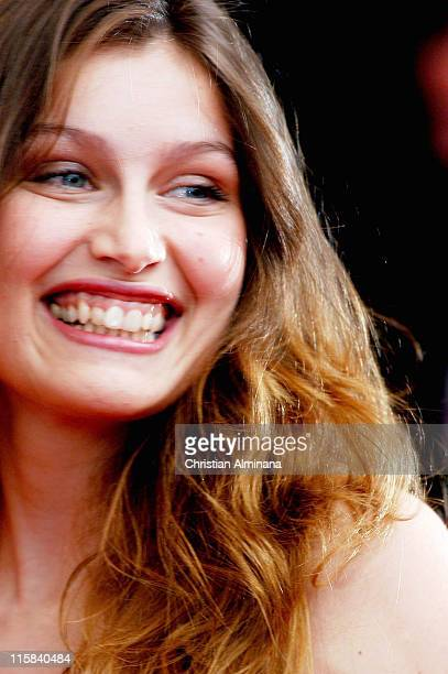Laetitia Casta during 2004 Cannes Film Festival 'The Bad Education' Opening Night Premiere at Palais Du Festival in Cannes France