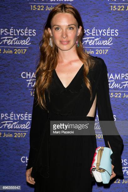 Laetitia Dosch attends the 6th 'ChampsElysees Film Festival' at Cinema Gaumont Marignan on June 15 2017 in Paris France