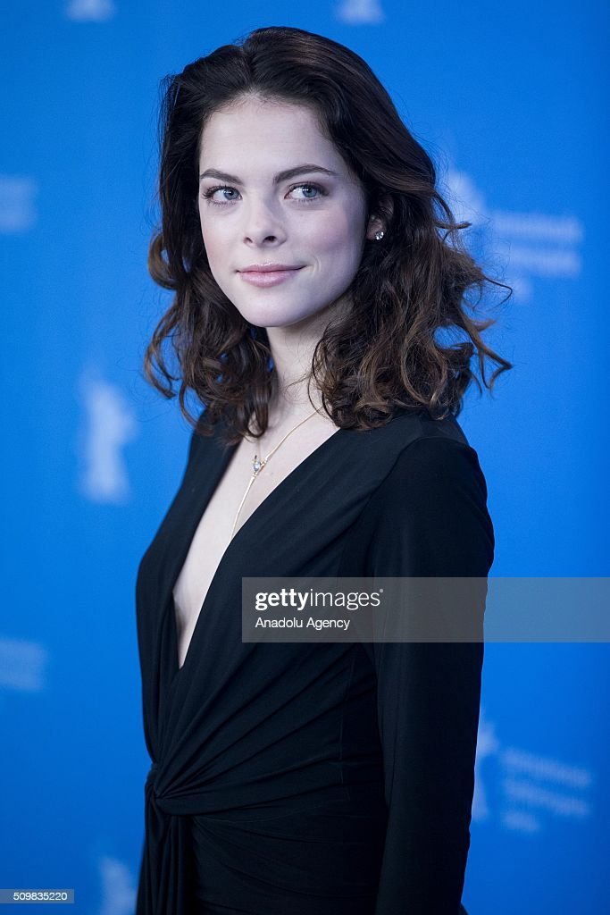 Laetitia Isambert-Denis attends the 'Boris without Beatrice' (Boris sans Beatrice) photo call during the 66th Berlinale International Film Festival Berlin at Grand Hyatt Hotel on February 12, 2016 in Berlin, Germany.