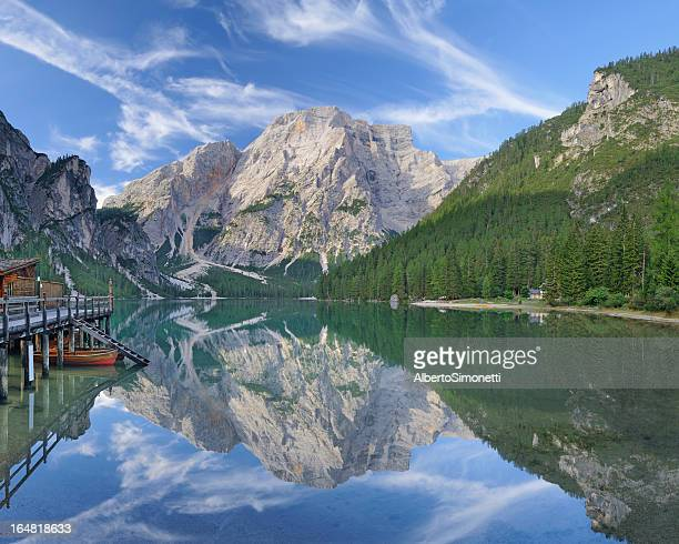 Lago Alpino (Lago di Braies-Pragser Wildsee)