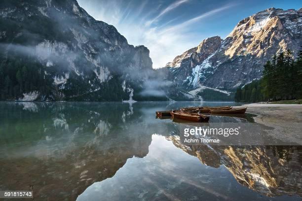 Lago di Braies - Dolomite Alps