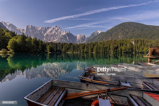 Lago di Fusine