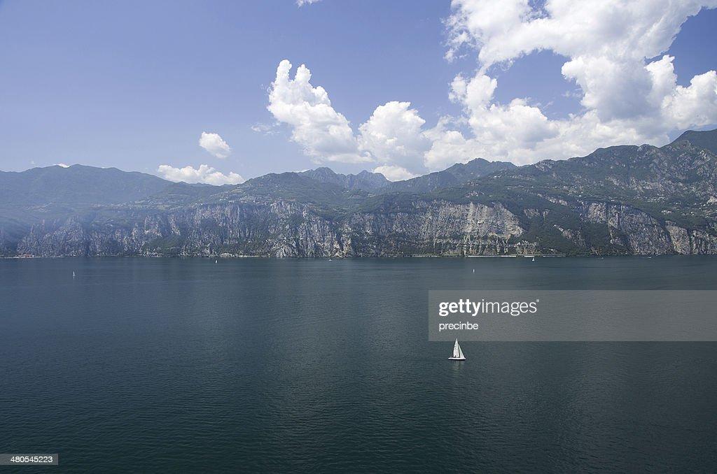 Lago di Garda : Stock Photo
