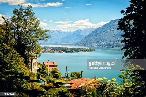 Lago Maggiore, Switzerland
