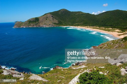 Lagoinha do Leste : Stock Photo