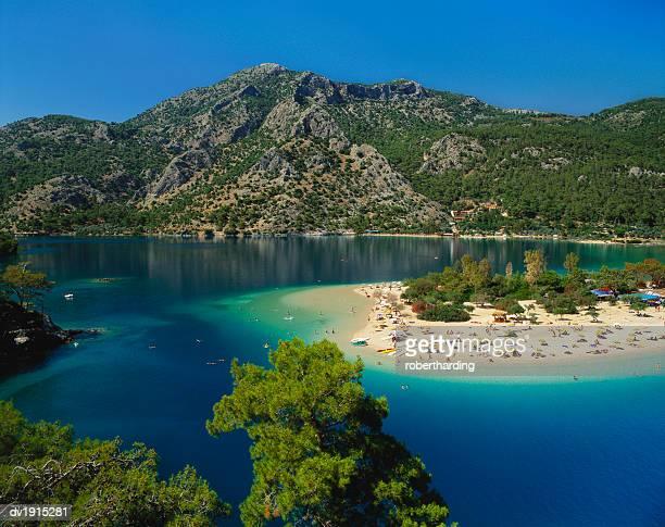 Lagoon Beach, Olu Deniz, Turkey