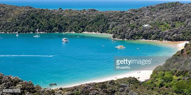 Lagoon in Abel Tasman