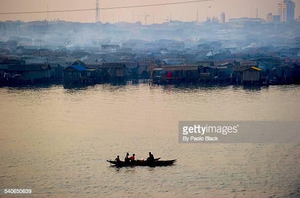 Lagos Shanty town