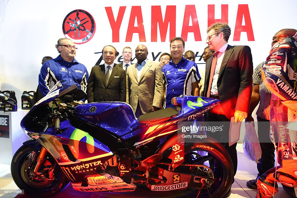 CFAO Yamaha Motor Nigeria Grand Opening