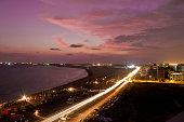 Lagos Sunset (Bar Beach)