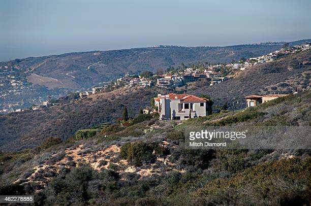 Laguna Beach hilltop homes