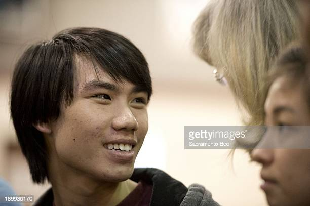 Laguna Creek High School senior Lloyd Chen graduated on May 30 with a 479 gradepoint average achieved the rare feat of acceptance by all nine schools...
