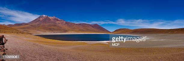 Laguna Miniques in Chile, San Pedro de Atacama