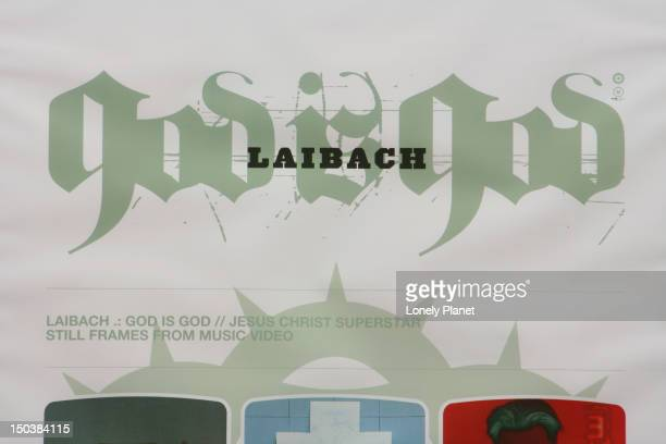 Laibach poster.