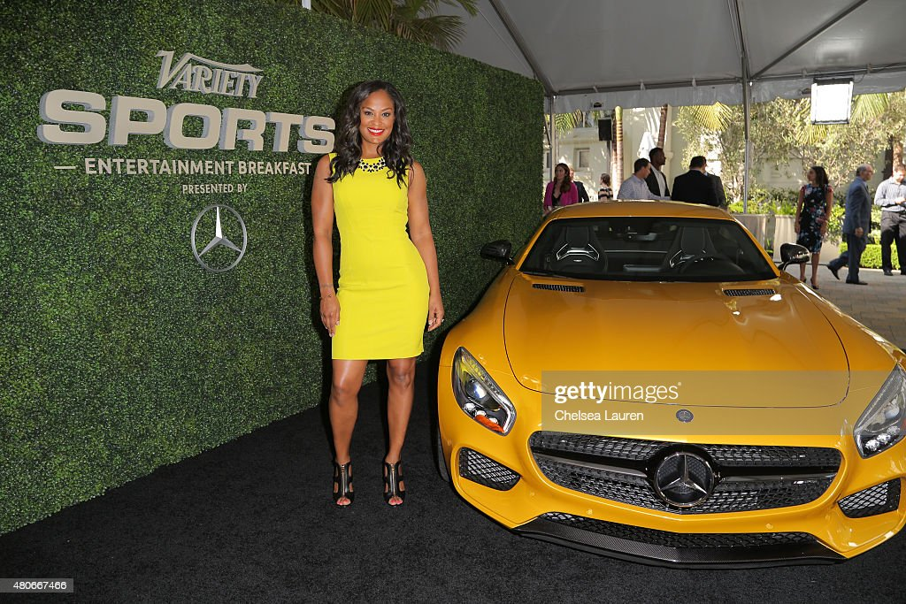 Variety's Sports Entertainment Breakfast Presented By Mercedes-Benz - Mercedes-Benz Arrivals