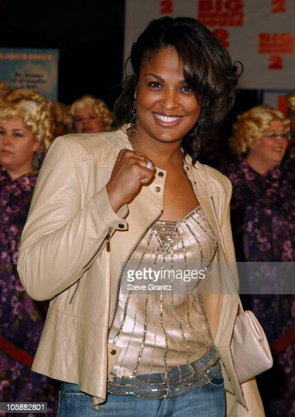 Laila Ali during 'Big Momma's House 2' Los Angeles Premiere Arrivals at Grauman's Chinese Theatre in Los Angeles California United States